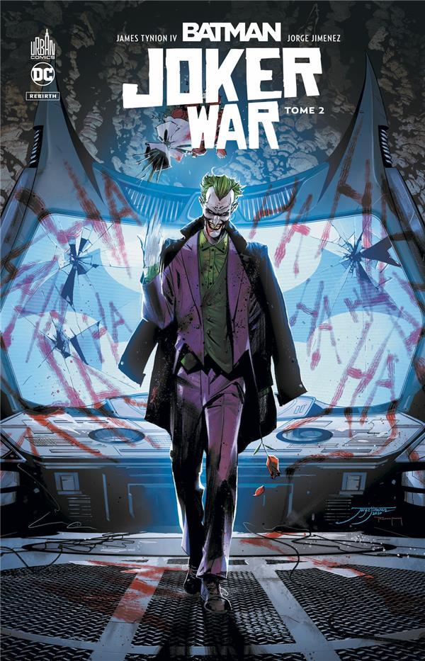 BATMAN - JOKER WAR T.2