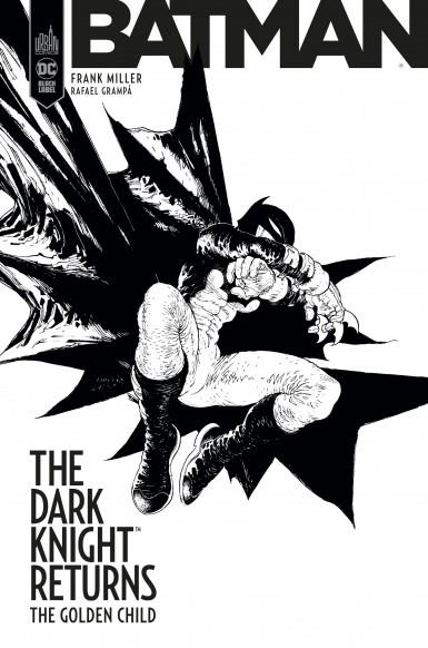 BATMAN - DARK KNIGHT  -  THE GOLDEN CHILD