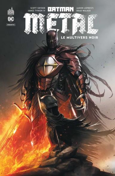 BATMAN METAL T.1  -  LE MULTIVERS NOIR COLLECTIF NC