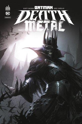 BATMAN - DEATH METAL T.2 SNYDER, SCOTT NC