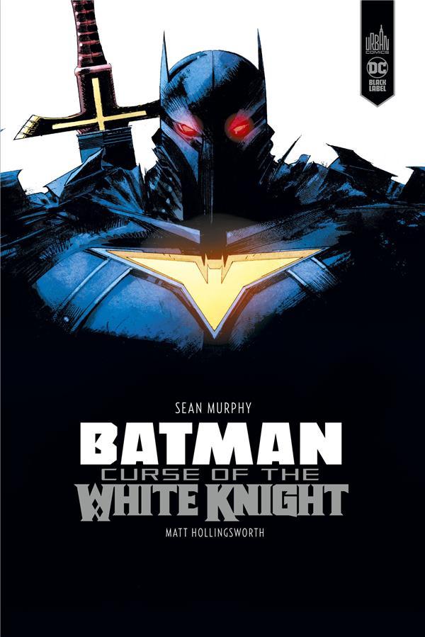 BATMAN  -  CURSE OF THE WHITE KNIGHT XXX URBAN COMICS