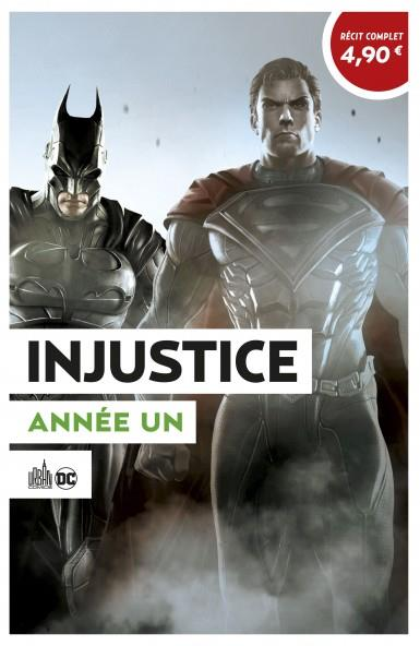 OPERATION ETE 2020 - T10 - OPERATION ETE 2020 - INJUSTICE ANNEE UN TAYLOR, TOM  URBAN COMICS