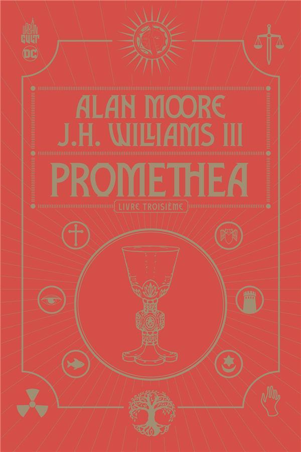 PROMETHEA T.3 MOORE, ALAN  URBAN COMICS