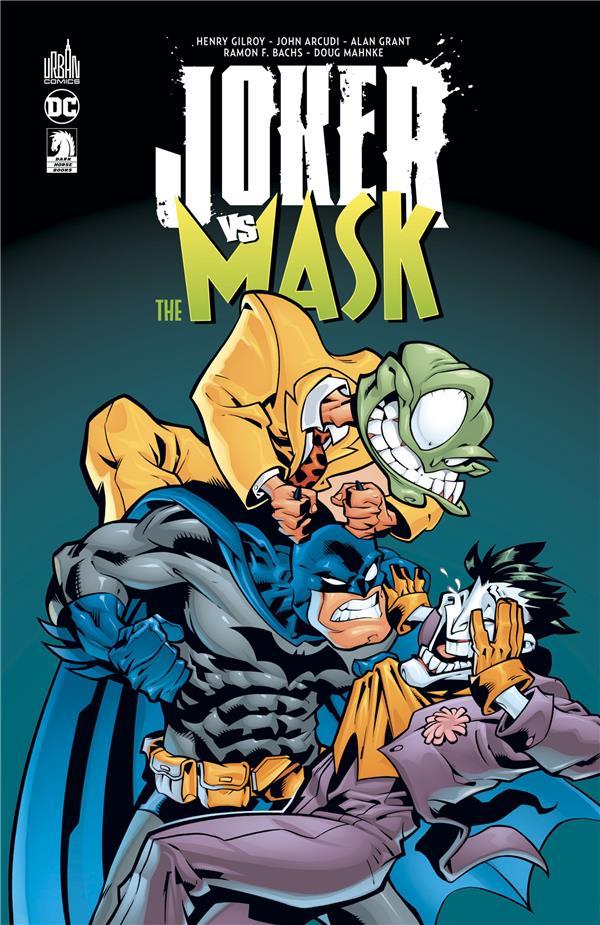 JOKER VS THE MASK  COLLECTIF URBAN COMICS