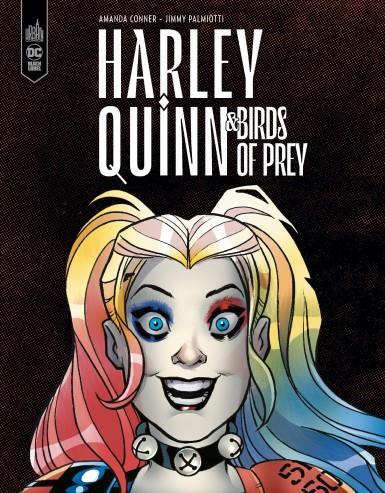 HARLEY QUINN et LES BIRDS OF PREY XXX URBAN COMICS