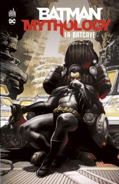 BATMAN MYTHOLOGY : LA BATCAVE COLLECTIF NC