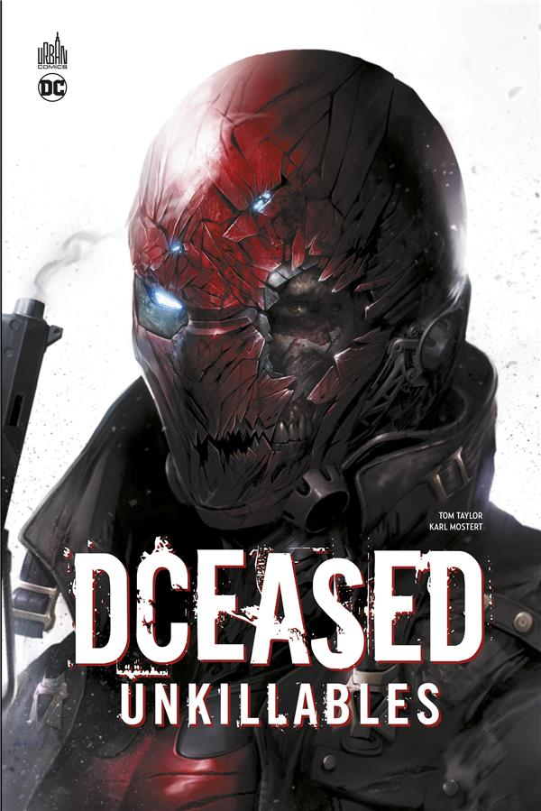 DCEASED : UNKILLABLES TAYLOR, TOM  URBAN COMICS
