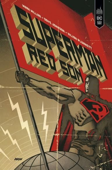SUPERMAN  -  RED SON XXX URBAN COMICS