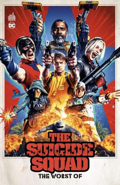 SUICIDE SQUAD  -  THE WORST OF XXX URBAN COMICS