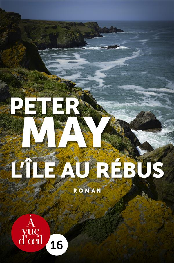 ASSASSINS SANS VISAGE T.4  -  L'ILE AU REBUS PETER MAY A VUE D OEIL