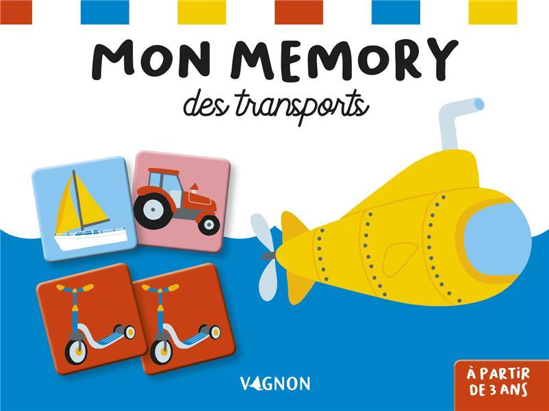 MON MEMORY DES TRANSPORTS