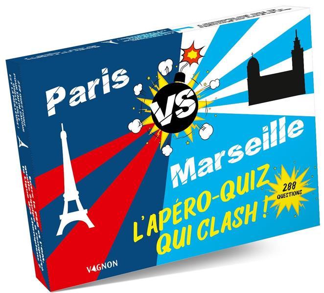 PARIS VS MARSEILLE : L'APERO-QUIZ QUI CLASH !
