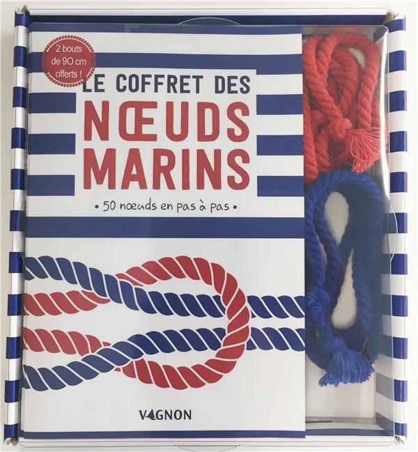 LE COFFRET DES NOEUDS MARINS
