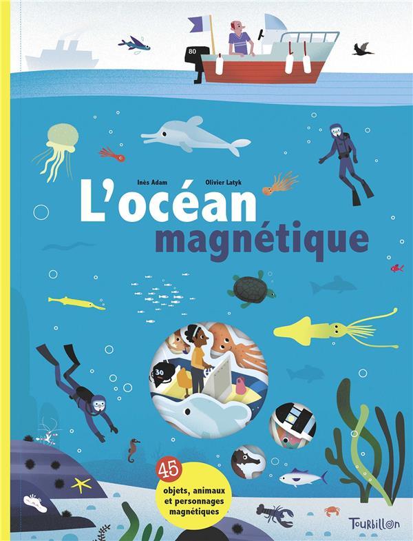 L'OCEAN MAGNETIQUE Latyk Olivier Tourbillon