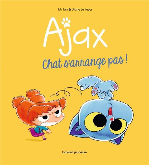 AJAX, TOME 02  TOURBILLON