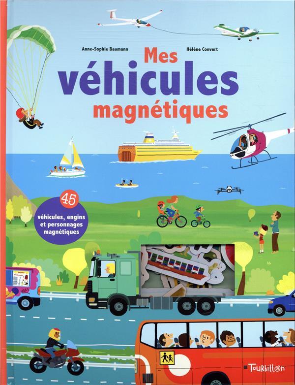 MES VEHICULES MAGNETIQUES BAUMANN/CONVERT TOURBILLON