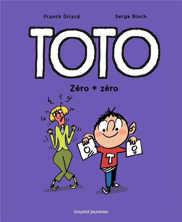TOTO  T.5  -  ZERO + ZERO