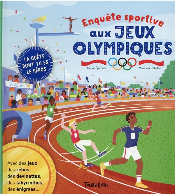 ENQUETE SPORTIVE AUX JEUX OLYMPIQUES EPARVIER/ROBIDOU TOURBILLON