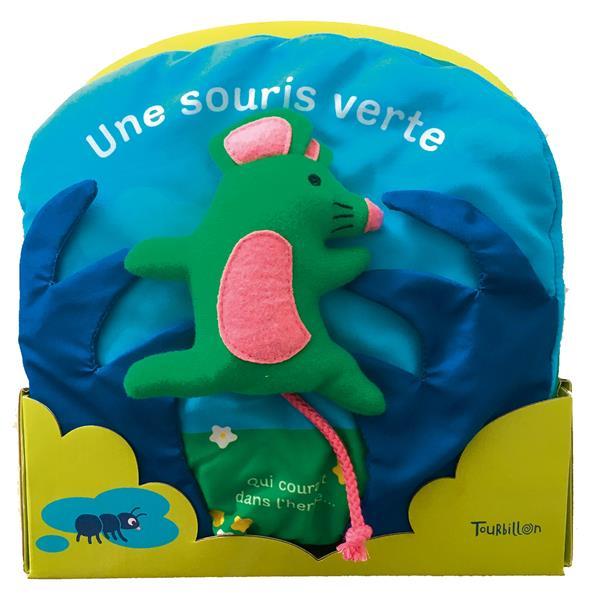 UNE SOURIS VERTE SANCHIS, LISA TOURBILLON