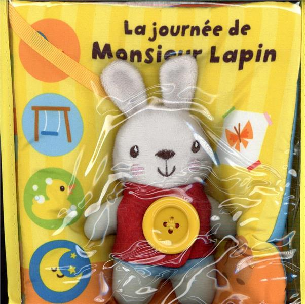 LA JOURNEE DE MONSIEUR LAPIN COLLECTIF TOURBILLON