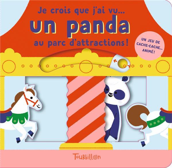 JE CROIS QUE J'AI VU...  -  UN PANDA AU PARC D'ATTRACTIONS ! XXX TOURBILLON