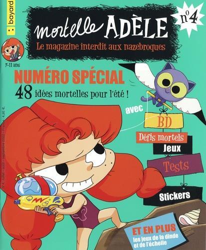 MAGAZINE MORTELLE ADELE T.4 XXX TOURBILLON