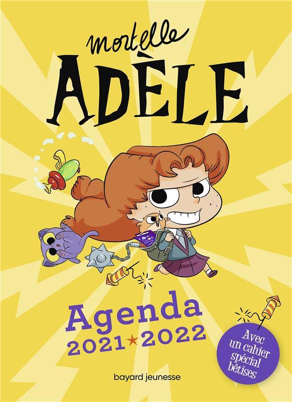 MORTELLE ADELE  -  AGENDA (EDITION 20212022) XXX NC
