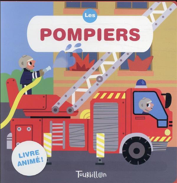 LES POMPIERS BILLET, MARION TOURBILLON