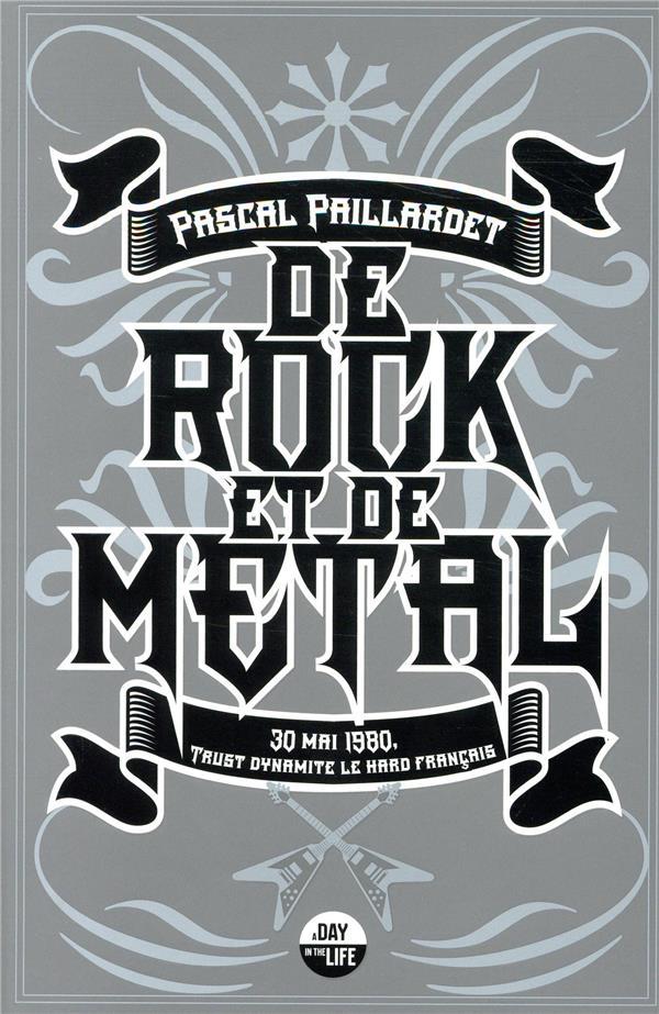 DE ROCK ET DE METAL PAILLARDET PASCAL CASTOR ASTRAL
