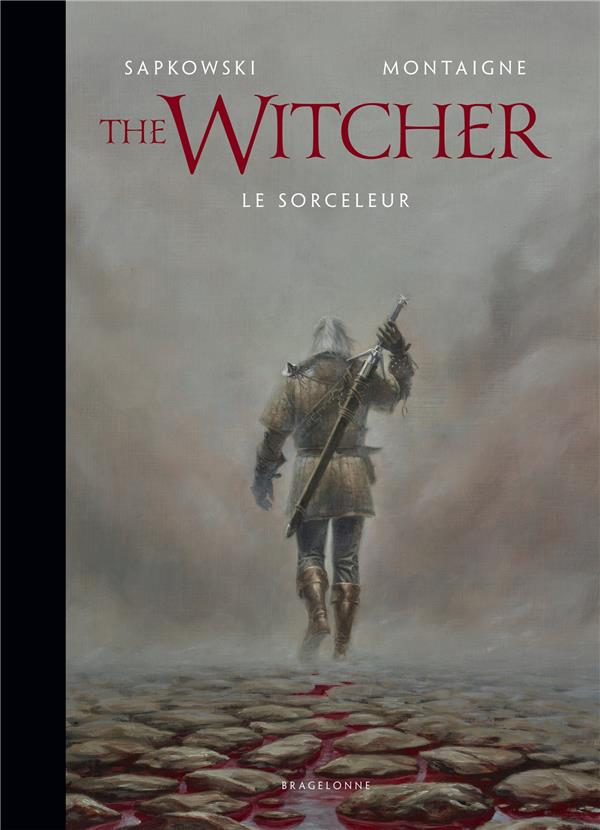 THE WITCHER  -  L'UNIVERS DU SORCELEUR  -  THE WITCHER ILLUSTRE