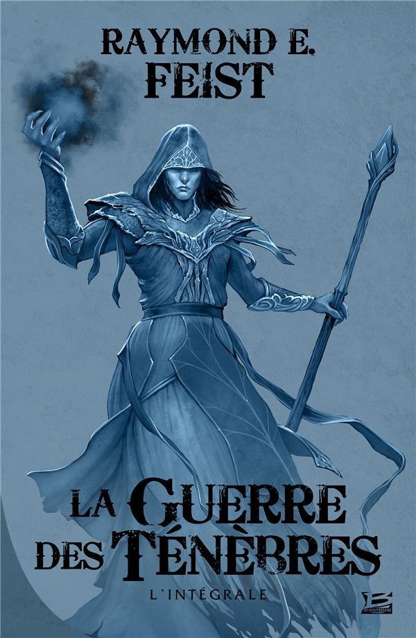 LA GUERRE DES TENEBRES  -  INTEGRALE T.1 A T.3 FEIST, RAYMOND E. BRAGELONNE