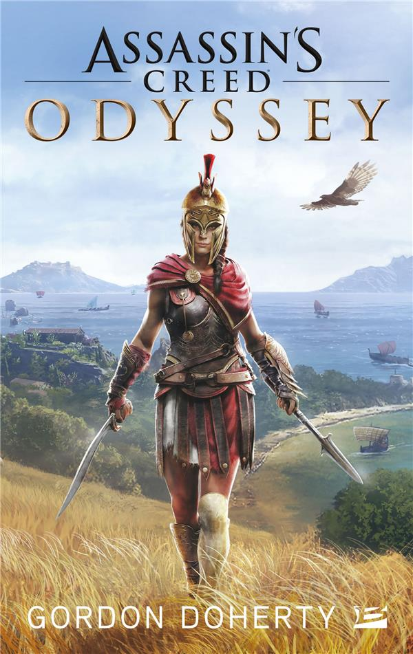 ASSASSIN'S CREED: ODYSSEY XXX BRAGELONNE
