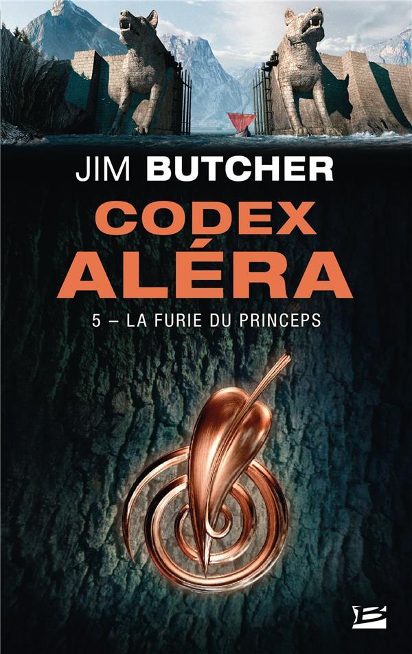 CODEX ALERA T.5  -  LA FURIE DU PRINCEPS