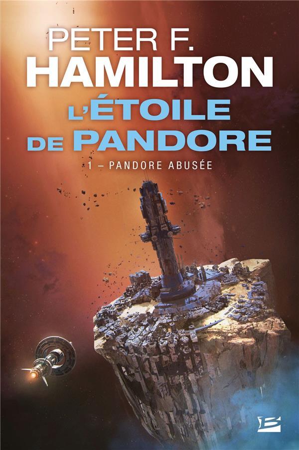 L'ETOILE DE PANDORE T.1  -  PANDORE ABUSEE
