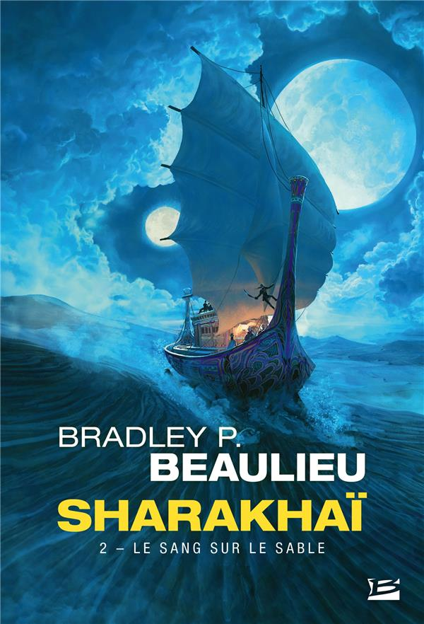 SHARAKHAI T.2  -  LE SANG SUR LE SABLE