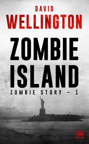 ZOMBIE STORY T.1  -  ZOMBIE ISLAND