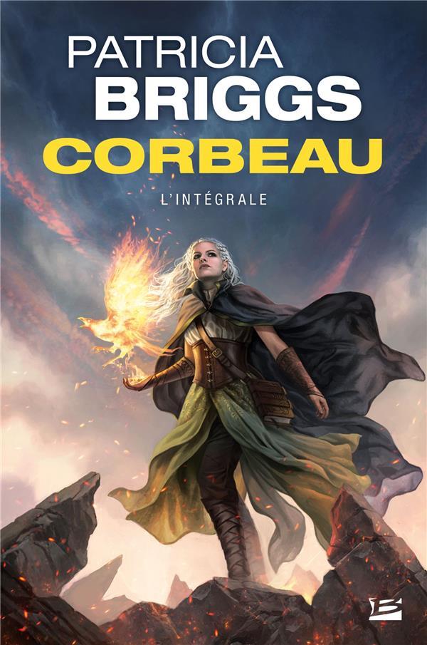 CORBEAU - L'INTEGRALE BRIGGS PATRICIA BRAGELONNE