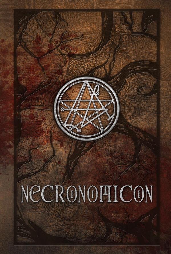 NECRONOMICON SIMON BRAGELONNE