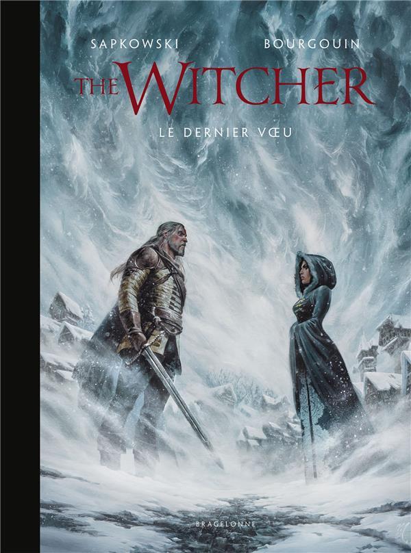 THE WITCHER  -  THE WITCHER ILLUSTRE : LE DERNIER VOEU