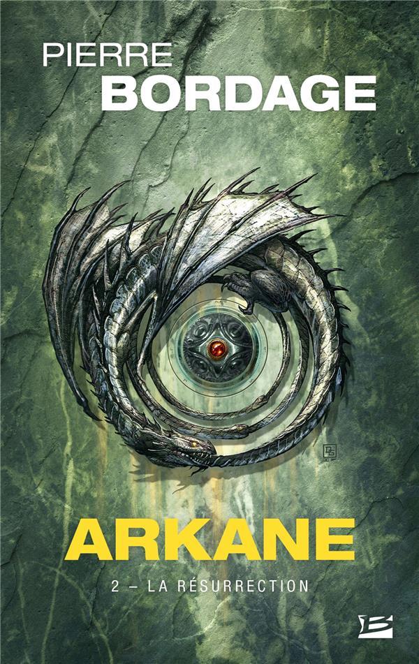 ARKANE T.2  -  LA RESURRECTION