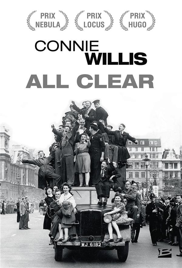 BLITZ T.2  -  ALL CLEAR WILLIS, CONNIE BRAGELONNE