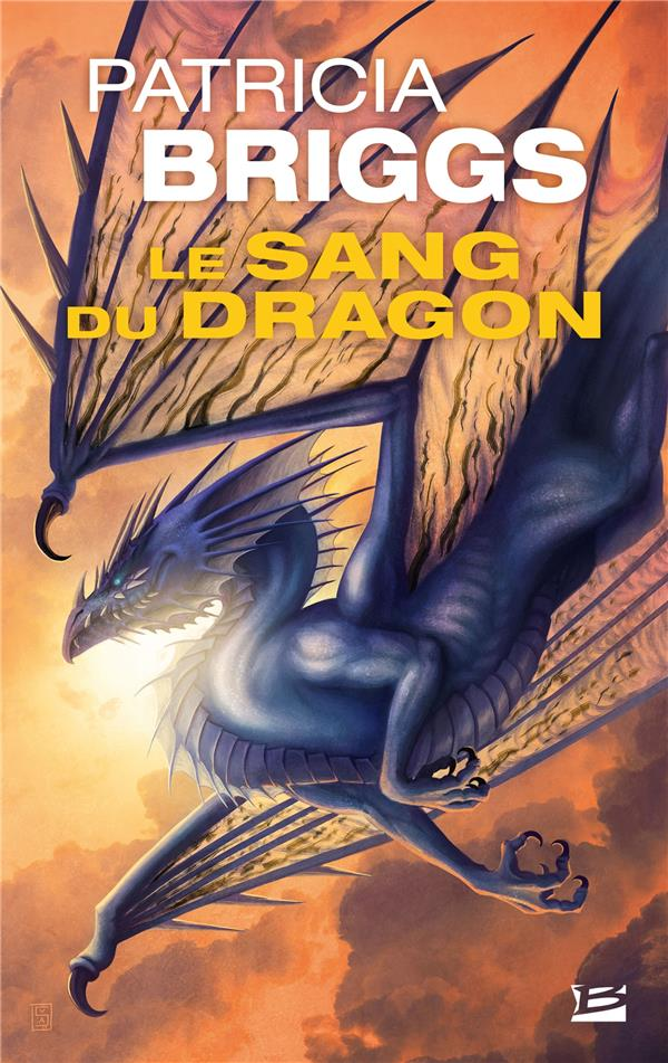 HUROG, T2 : LE SANG DU DRAGON BRIGGS, PATRICIA BRAGELONNE