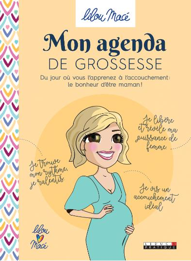 MON AGENDA DE GROSSESSE