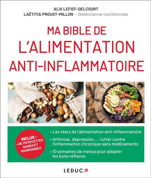 MA BIBLE DE L-ALIMENTATION ANT PROUST-MILLON L. QUOTIDIEN MALIN