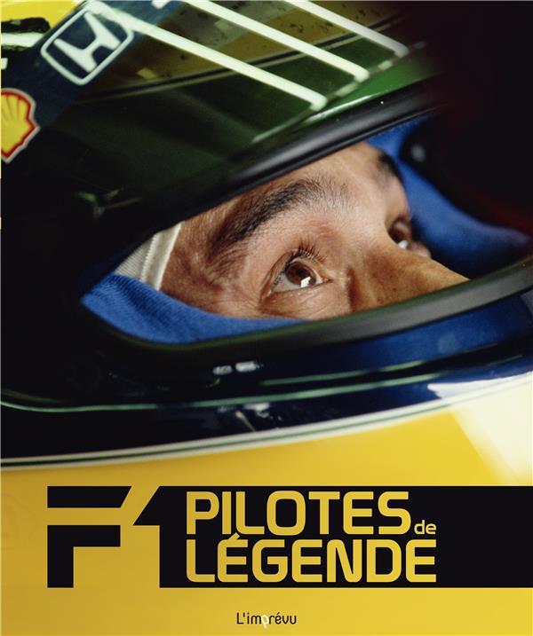 F1 PILOTES DE LEGENDE ANNISS MATT Editions de l'Imprévu