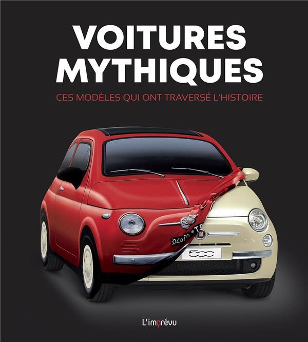 VOITURES MYTHIQUES VILLA/COLLECTIF L IMPREVU
