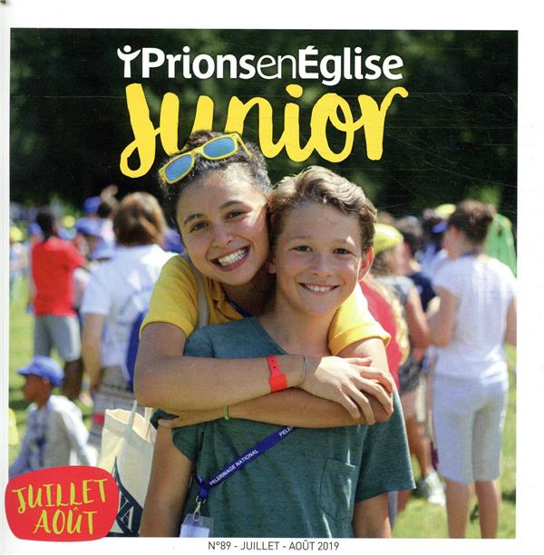 PRIONS JUNIOR - JUILLET 2019 N  89