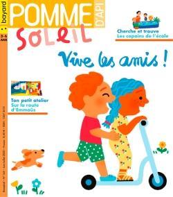 POMME D'API SOLEIL N.145  -  JUIN 2020  -  VIVE LES AMIS !