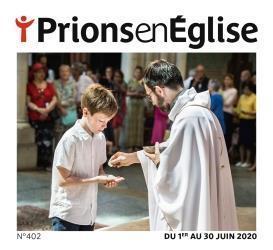 PRIONS EN EGLISE N.402  -  JUIN 2020