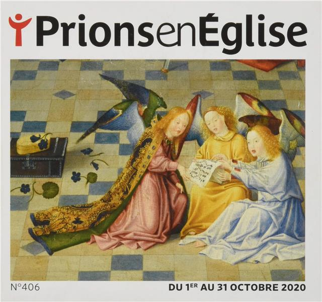 PRIONS EN EGLISE N.406  -  OCTOBRE 2020